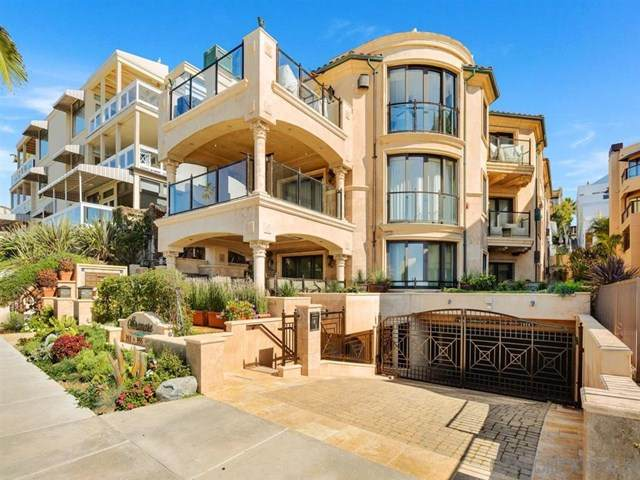 353 Coast Blvd South, La Jolla, CA 92037 (#200008413) :: Berkshire Hathaway Home Services California Properties