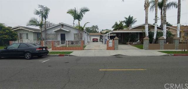 6613 Arbutus Avenue, Huntington Park, CA 90255 (#PW20037297) :: Berkshire Hathaway Home Services California Properties