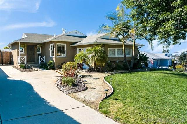 8717 Van Horn St, La Mesa, CA 91942 (#200008406) :: The Bashe Team
