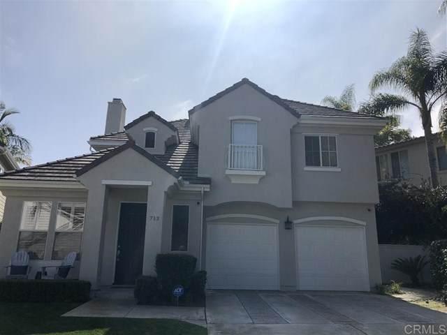 713 Pacifica Way, Encinitas, CA 92024 (#200008378) :: Z Team OC Real Estate
