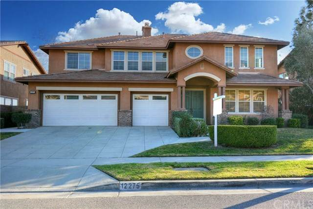 12275 Keenland Drive, Rancho Cucamonga, CA 91739 (#CV20037142) :: The Najar Group