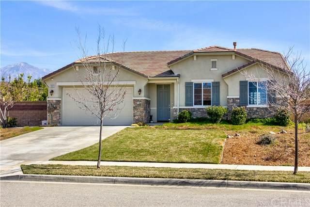 11913 Crafton Pointe Drive, Yucaipa, CA 92399 (#EV20037088) :: Allison James Estates and Homes