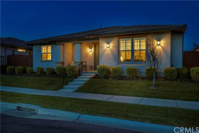 2664 Traditions Loop, Paso Robles, CA 93446 (#NS20037317) :: Allison James Estates and Homes