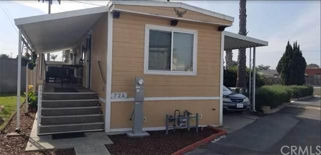 16950 Gramercy Place 72 A, Gardena, CA 90247 (#SB20037474) :: Keller Williams Realty, LA Harbor
