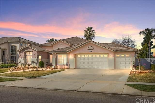 13644 Canyon View Drive, Yucaipa, CA 92399 (#EV20037491) :: Allison James Estates and Homes