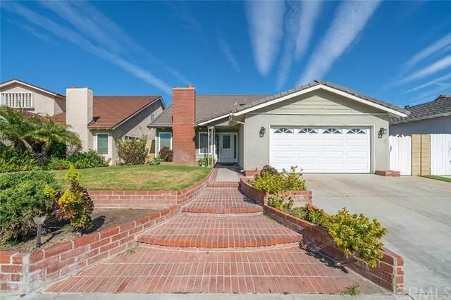 3145 W Stonybrook Drive, Anaheim, CA 92804 (#OC20037494) :: Allison James Estates and Homes