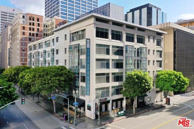 630 W 6TH Street #411, Los Angeles (City), CA 90017 (#20553744) :: RE/MAX Masters