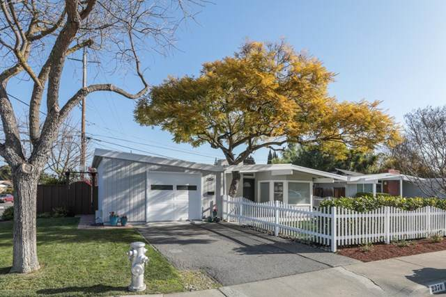 2374 Thompson Court, Mountain View, CA 94043 (#ML81783340) :: RE/MAX Masters