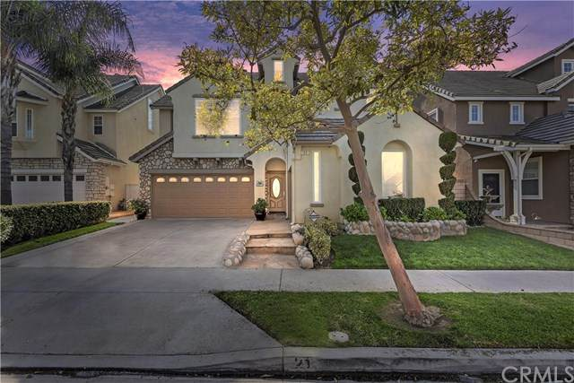 21 Goldbriar Way, Mission Viejo, CA 92692 (#OC20037123) :: Doherty Real Estate Group