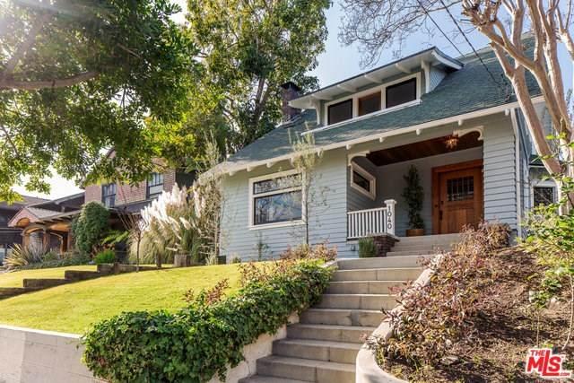 1040 W Kensington Road, Los Angeles (City), CA 90026 (#20555786) :: The Najar Group