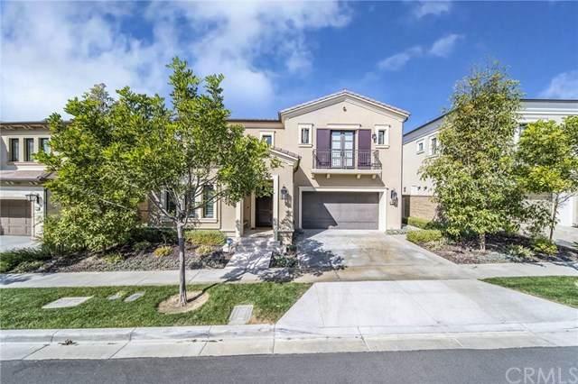 111 Gardenview, Irvine, CA 92618 (#TR20031834) :: eXp Realty of California Inc.