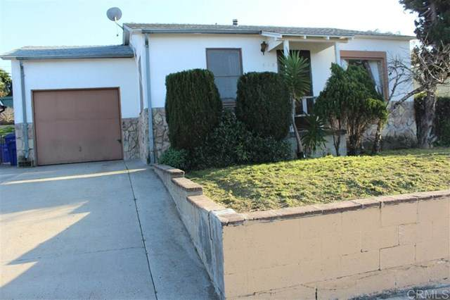 618 E Division St, National City, CA 91950 (#200008486) :: RE/MAX Masters