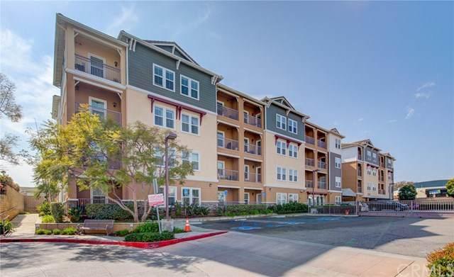 3550 Torrance Boulevard #515, Torrance, CA 90503 (#SB20036227) :: Millman Team