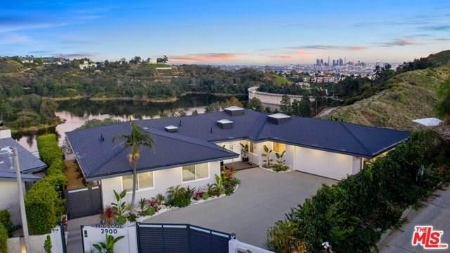 2900 Lakeridge Drive, Los Angeles (City), CA 90068 (#20556260) :: Allison James Estates and Homes