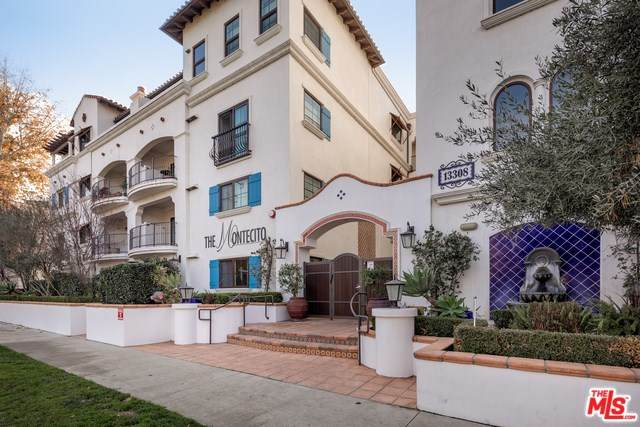 13308 Valleyheart Drive #203, Sherman Oaks, CA 91423 (#20554700) :: Veléz & Associates