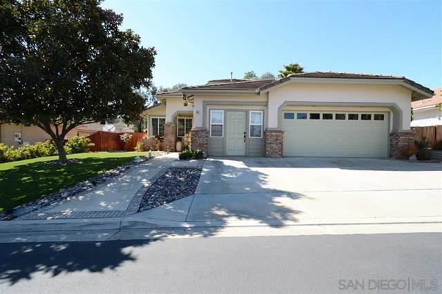 1461 Knoll Park Gln, Escondido, CA 92029 (#200008501) :: The Brad Korb Real Estate Group