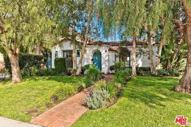 272 S Swall Drive, Beverly Hills, CA 90211 (#20556182) :: Crudo & Associates
