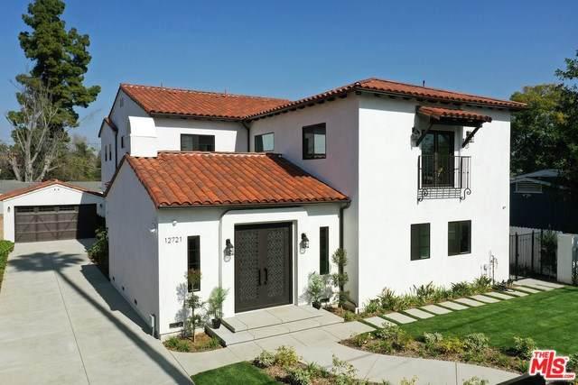 12721 W Magnolia Boulevard, Valley Village, CA 91607 (#20556230) :: Allison James Estates and Homes