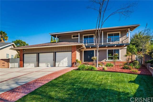 706 San Martin Place, Thousand Oaks, CA 91360 (#SR20036077) :: RE/MAX Parkside Real Estate