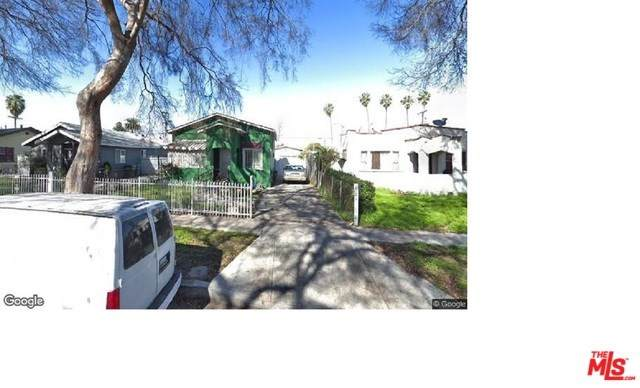 621 W 105TH Street, Los Angeles (City), CA 90044 (#20556302) :: Allison James Estates and Homes