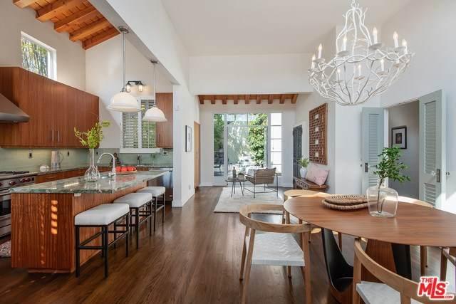 2215 California Avenue, Santa Monica, CA 90403 (#20556306) :: Berkshire Hathaway Home Services California Properties