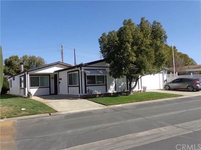 10961 Desert Lawn Drive #27, Calimesa, CA 92320 (#EV20037015) :: Allison James Estates and Homes