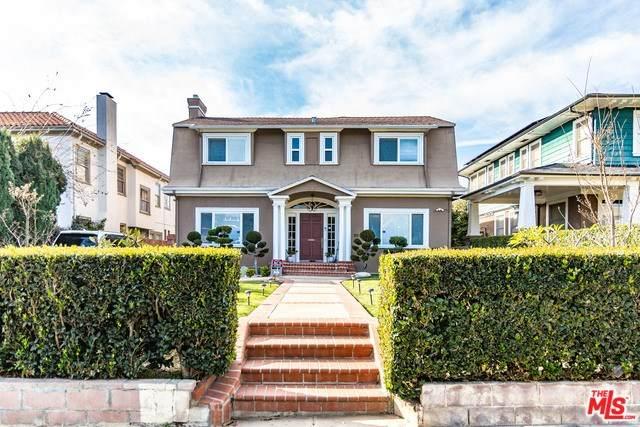 895 S Bronson Avenue, Los Angeles (City), CA 90005 (#20555938) :: RE/MAX Masters