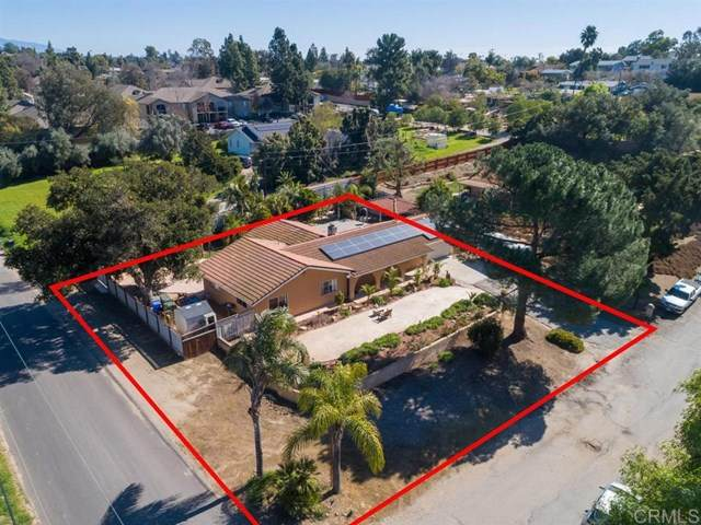 629 Rosvall Drive, Fallbrook, CA 92028 (#200008567) :: RE/MAX Masters