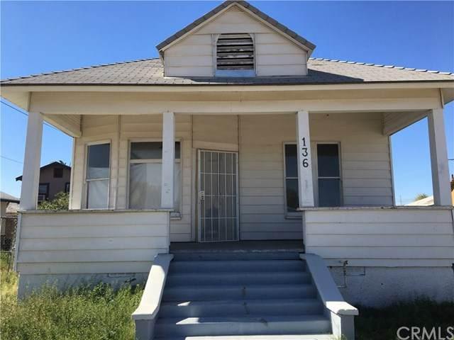 136 N K Street, Needles, CA 92363 (#IG20037051) :: RE/MAX Masters