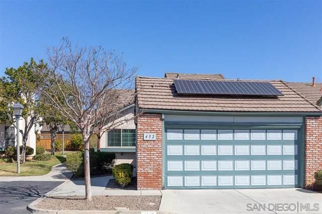 452 Nantucket Glen, Escondido, CA 92027 (#200008588) :: The Bashe Team