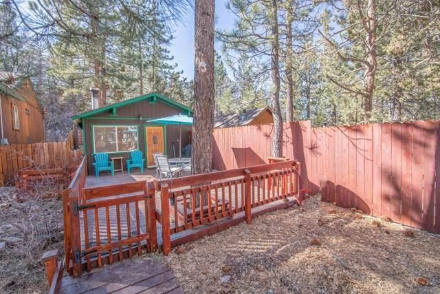 814 Spruce Lane, Big Bear, CA 92314 (#219039358PS) :: Berkshire Hathaway Home Services California Properties