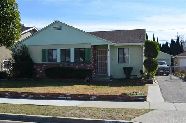 4710 Scott Street, Torrance, CA 90503 (#SB20037978) :: Millman Team