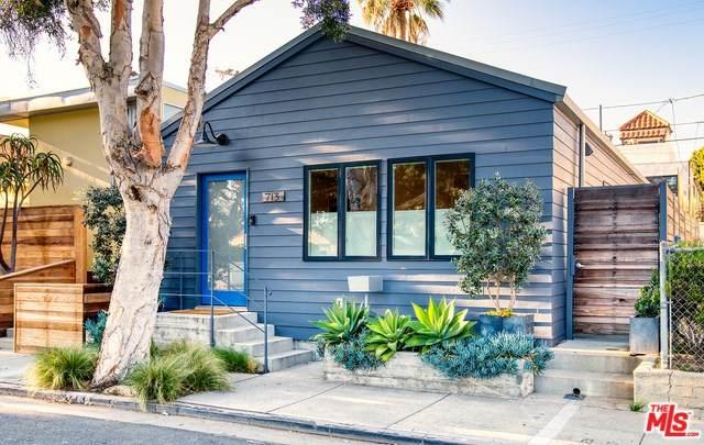 713 Ozone Street, Santa Monica, CA 90405 (#20556142) :: Berkshire Hathaway Home Services California Properties