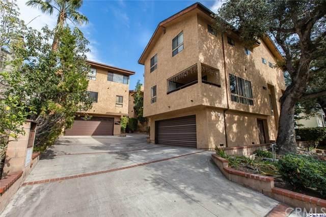2741 Hermosa Avenue B, Montrose, CA 91020 (#320000709) :: The Brad Korb Real Estate Group