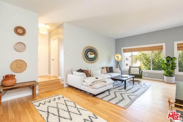 832 Euclid Street #204, Santa Monica, CA 90403 (#20556164) :: Berkshire Hathaway Home Services California Properties