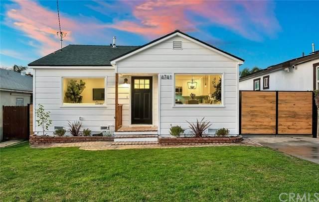 4741 W 141st Street, Hawthorne, CA 90250 (#PW20037959) :: Allison James Estates and Homes