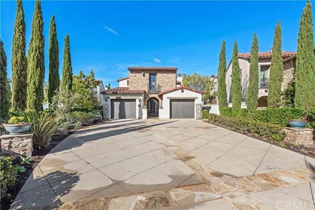 23 Hidden, Irvine, CA 92603 (#OC20038109) :: Sperry Residential Group