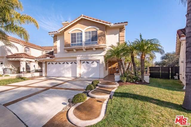 1632 Glider Court, Newbury Park, CA 91320 (#20556262) :: RE/MAX Parkside Real Estate