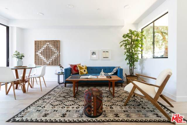 2168 Clifford Street Lot 5, Los Angeles (City), CA 90026 (#20556422) :: The Najar Group
