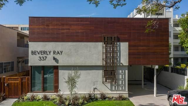337 N Oakhurst Drive, Beverly Hills, CA 90210 (#20555378) :: Berkshire Hathaway HomeServices California Properties
