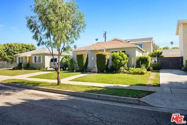 4181 Commonwealth Avenue, Culver City, CA 90232 (#20555702) :: Millman Team