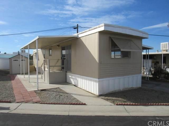 43601 E Florida #81, Hemet, CA 92544 (#SW20038209) :: Berkshire Hathaway Home Services California Properties