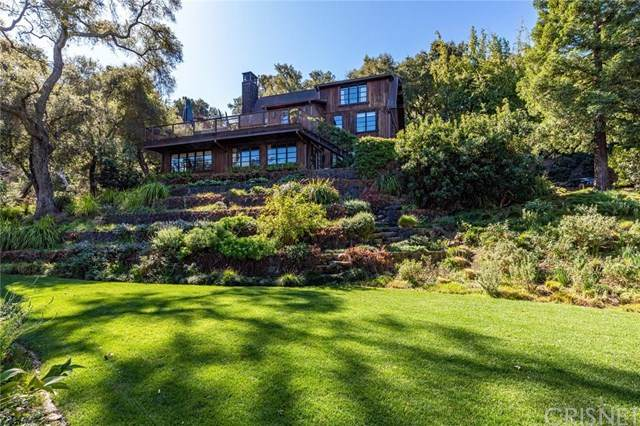 1126 Parkway, Topanga, CA 90290 (#SR20037883) :: The Marelly Group | Compass