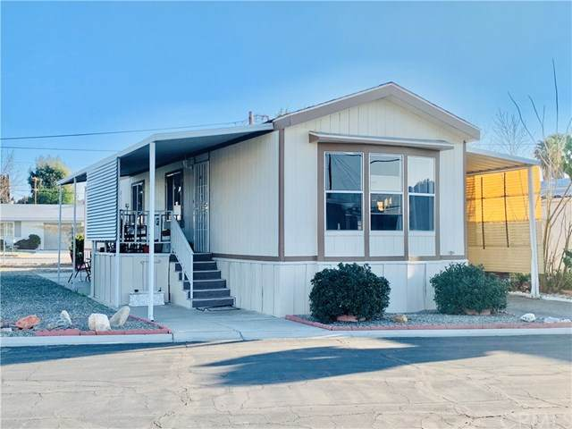 43601 E Florida Avenue #30, Hemet, CA 92544 (#IV20038231) :: Berkshire Hathaway Home Services California Properties