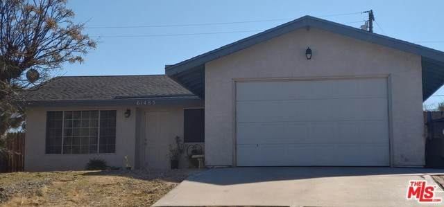 61483 Capilla Drive, Joshua Tree, CA 92252 (#20556214) :: The Laffins Real Estate Team