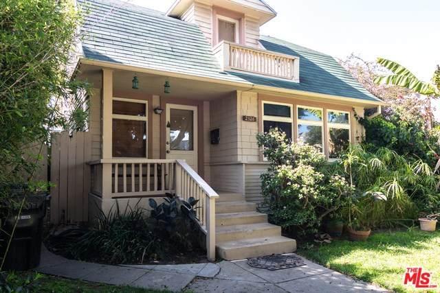 2526 5TH Street, Santa Monica, CA 90405 (#20556560) :: Berkshire Hathaway Home Services California Properties