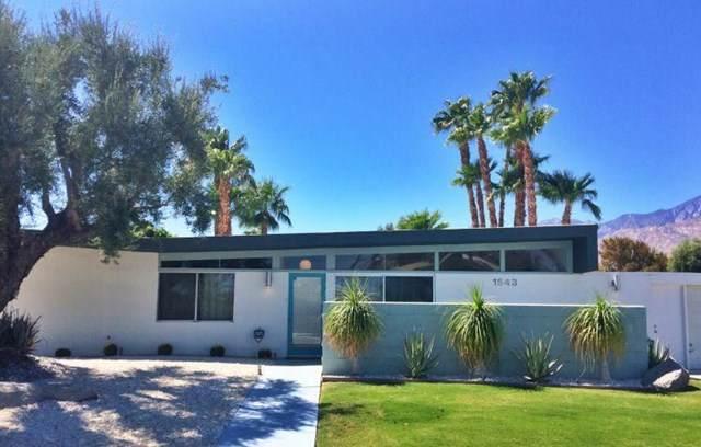 1543 Via Roberto Miguel, Palm Springs, CA 92262 (#219039345PS) :: Berkshire Hathaway Home Services California Properties