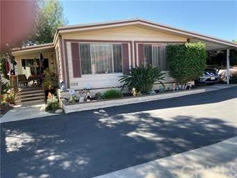 8651 Foothill Boulevard #173, Rancho Cucamonga, CA 91730 (#CV20038066) :: Compass Realty
