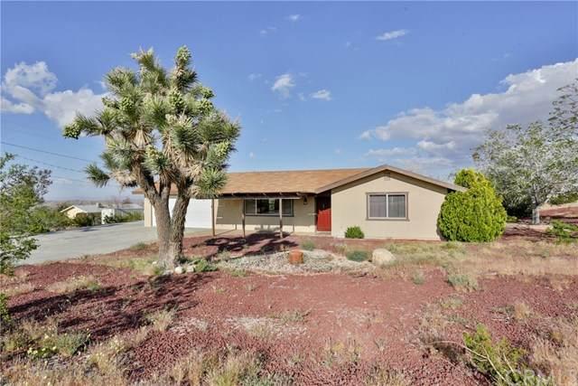7453 Olympic Road, Joshua Tree, CA 92252 (#JT20028570) :: Allison James Estates and Homes