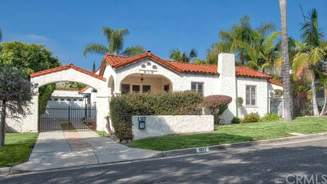 1317 Luanne Avenue, Fullerton, CA 92831 (#OC20038396) :: The Marelly Group | Compass